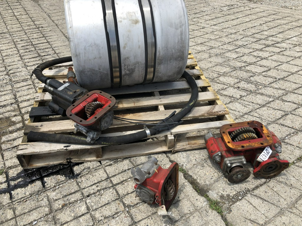 Hydraulic Wet Line Kit Stock#CP1417